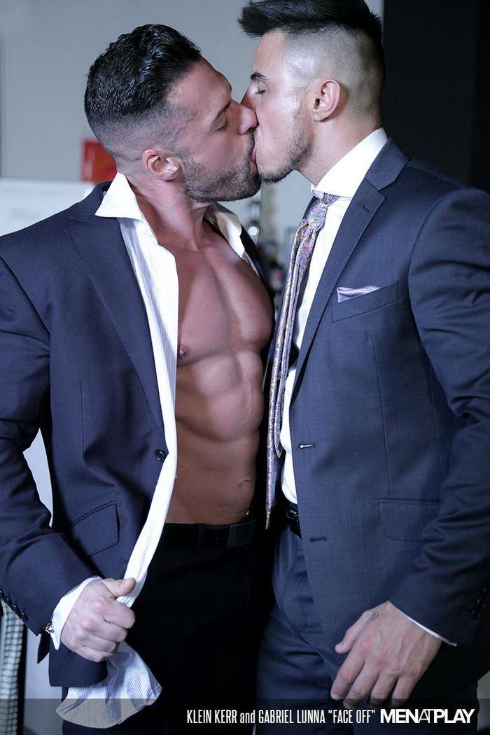 Gabriel Lunna Gay Porn Bodybuilder Klein Kerr Menatplay