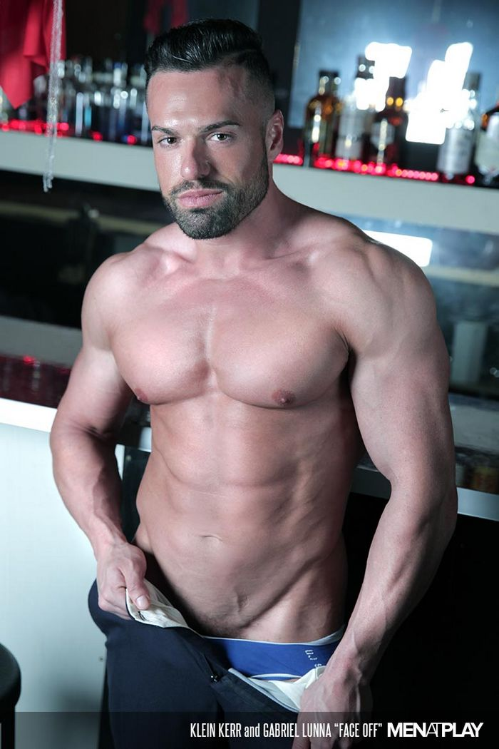 Gabriel Lunna Gay Porn Star BodybuilderMenatplay
