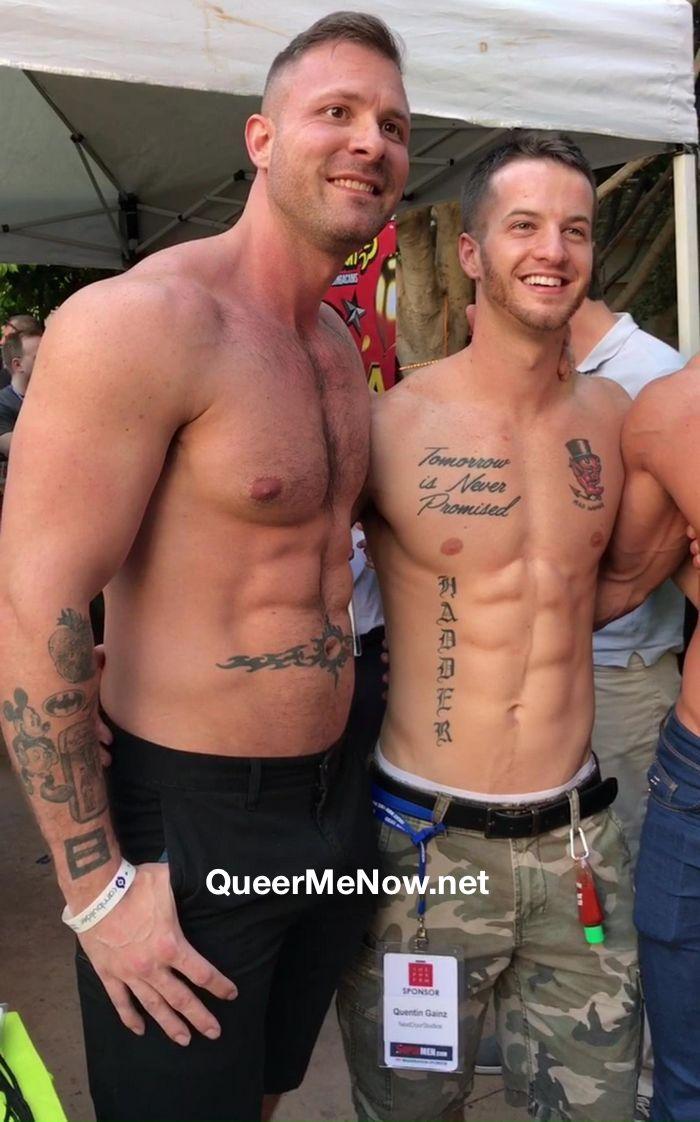 Gay Porn Star Austin Revees 12