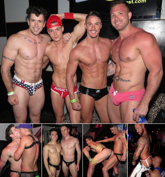 Gay gogo dancer porn