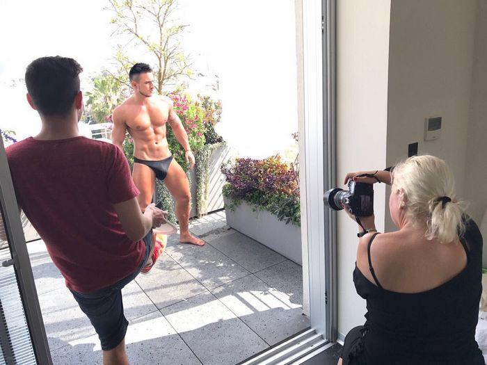 Klein Kerr Massimo Piano Gay Porn Tel Aviv Nakedsword