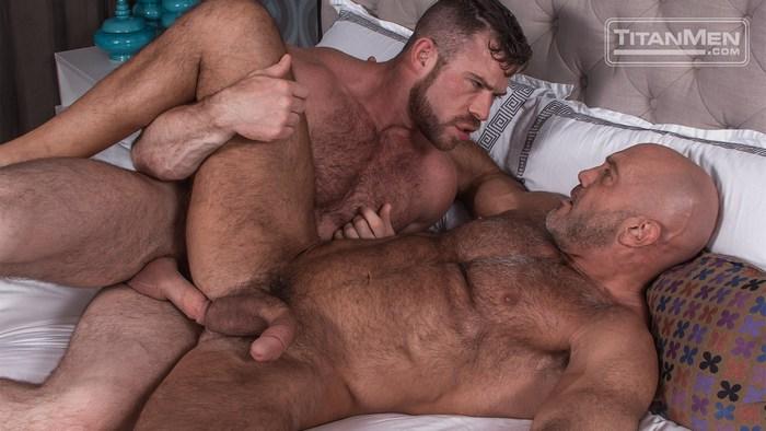 Liam Knox Gay Porn Jesse Jackman TitanMen