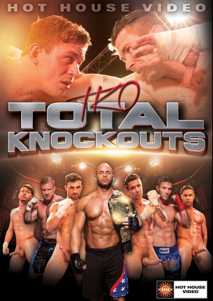 TKO TOTAL KNOCKOUTS Gay Porn MMA Fighter Sex