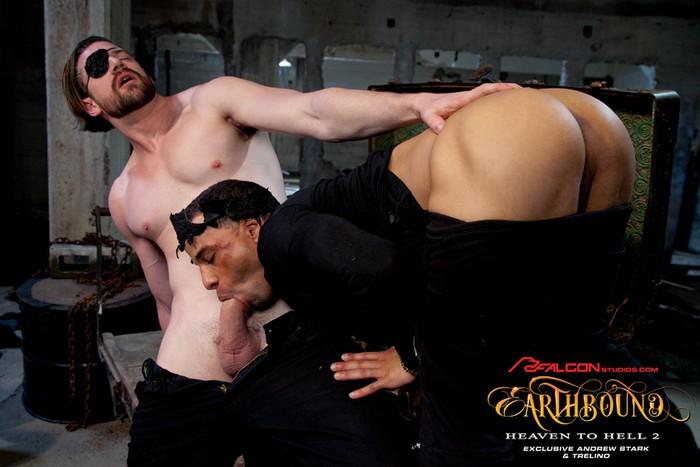 Andrew Stark Trelino Gay Porn