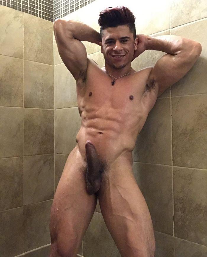 Armond Rizzo Gay Porn Star Muscle Hunk Bottom