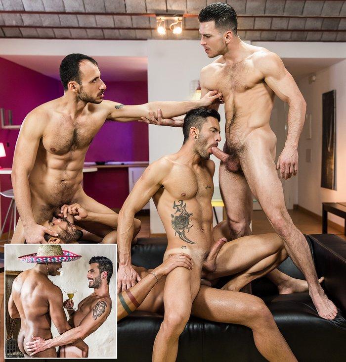 Gay Porn Orgy Paddy OBrian Andy Star Lucas Fox Ely Chaim Sean Xavier