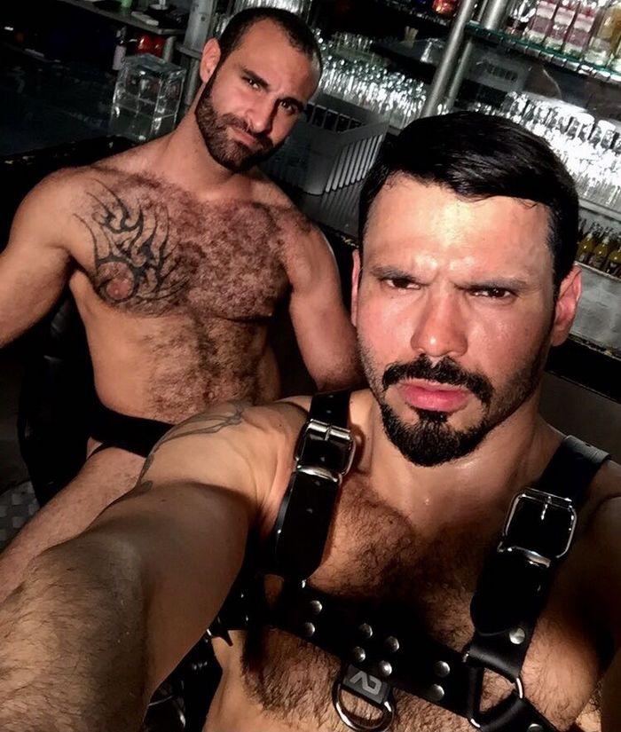 Paco men at play porn