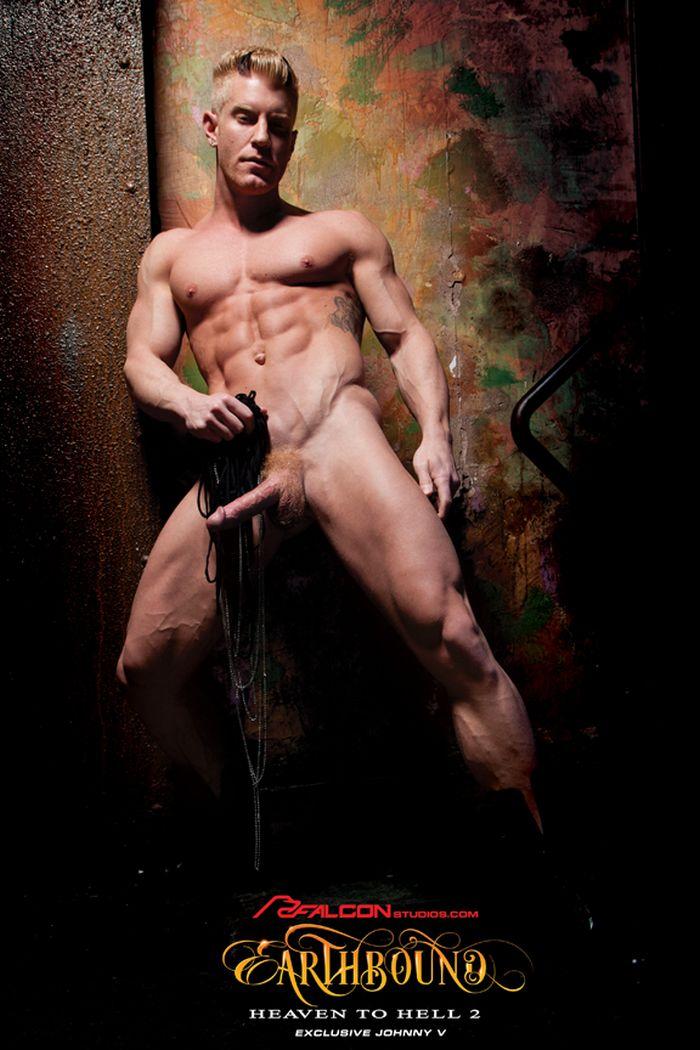 Johnny V Gay Porn Star Heaven To Hell 2