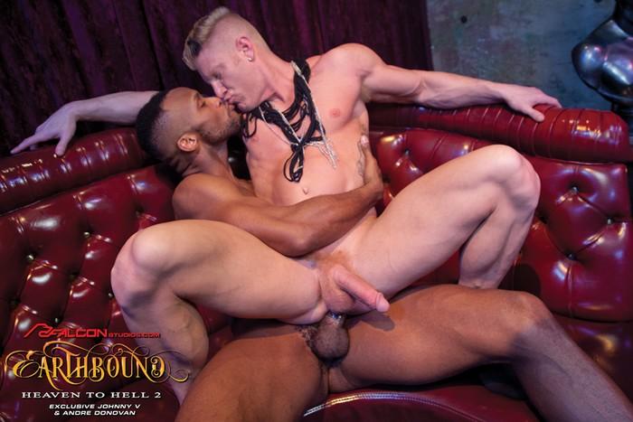 JohnnyV Andre Donovan Gay Porn Earthbound