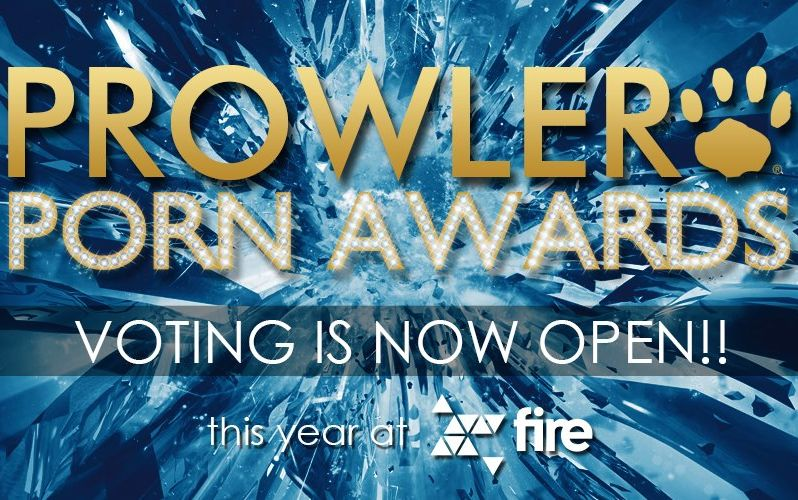 Prowler Porn Awards 2017 Voting Is Now Open