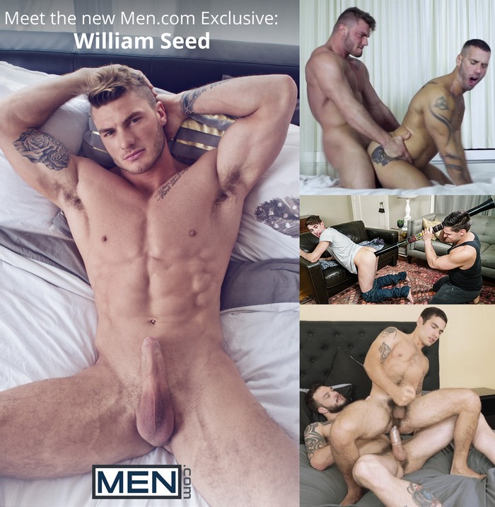 William Seed Gay Porn Jack Hunter Aspen Cliff Jensen Vadim Black