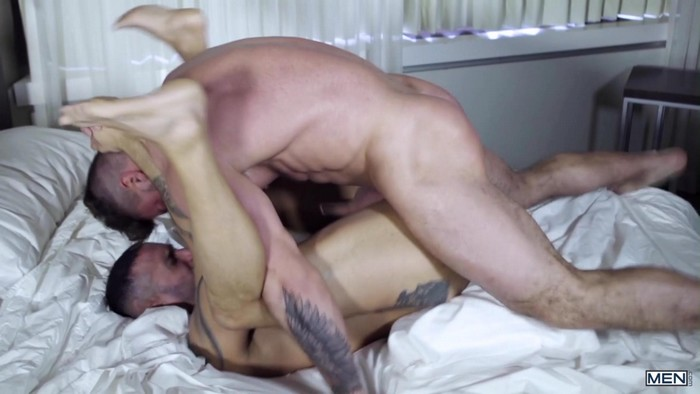 William Seed Gay Porn Star Muscle Canadian Men Exclusive