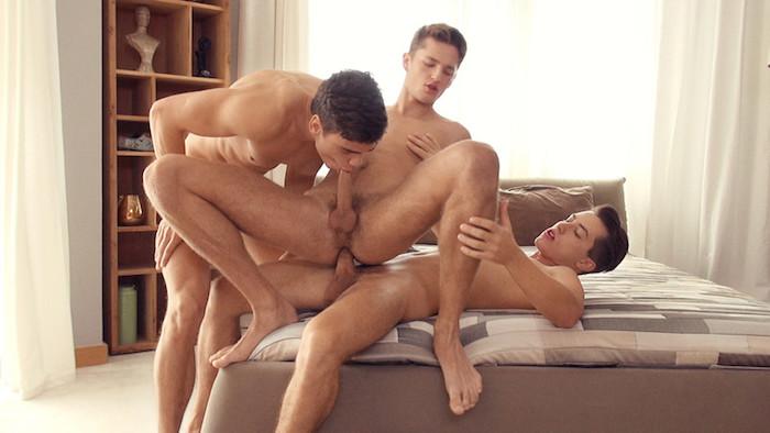 BelAmi Gay Porn Big Dick Joel Birkin Joaquin Arrenas Jarrod Lanvin