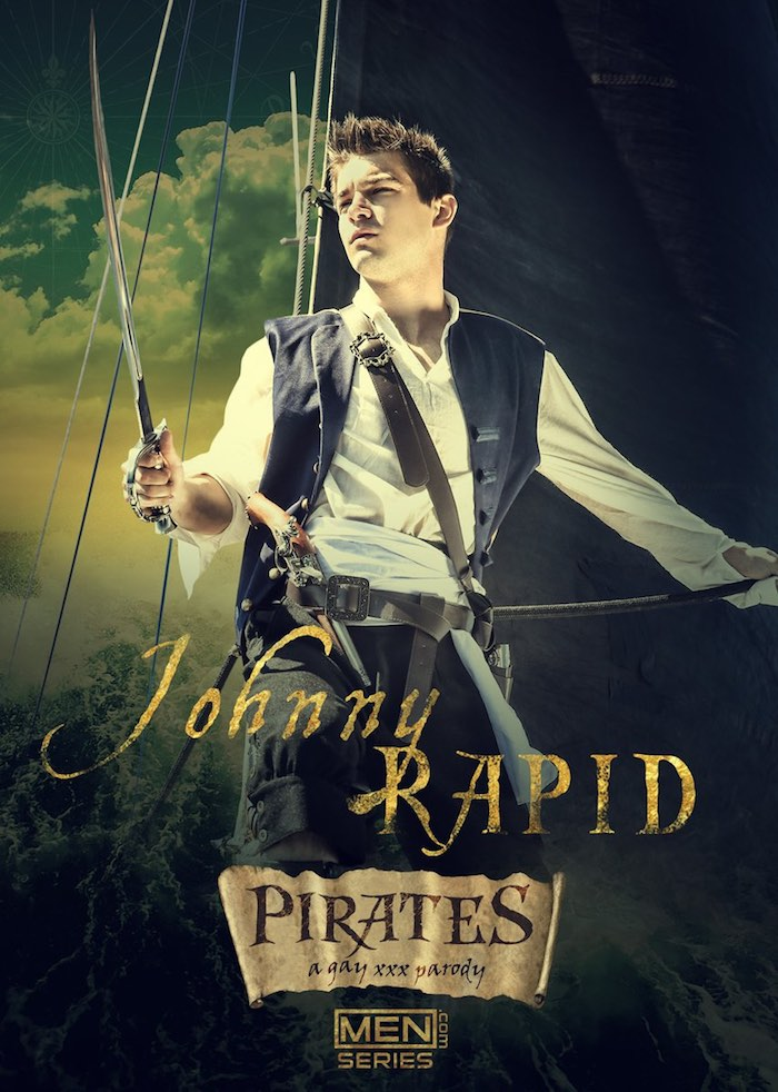 Johnny Rapid Gay Porn Parody Pirates of the Caribbean