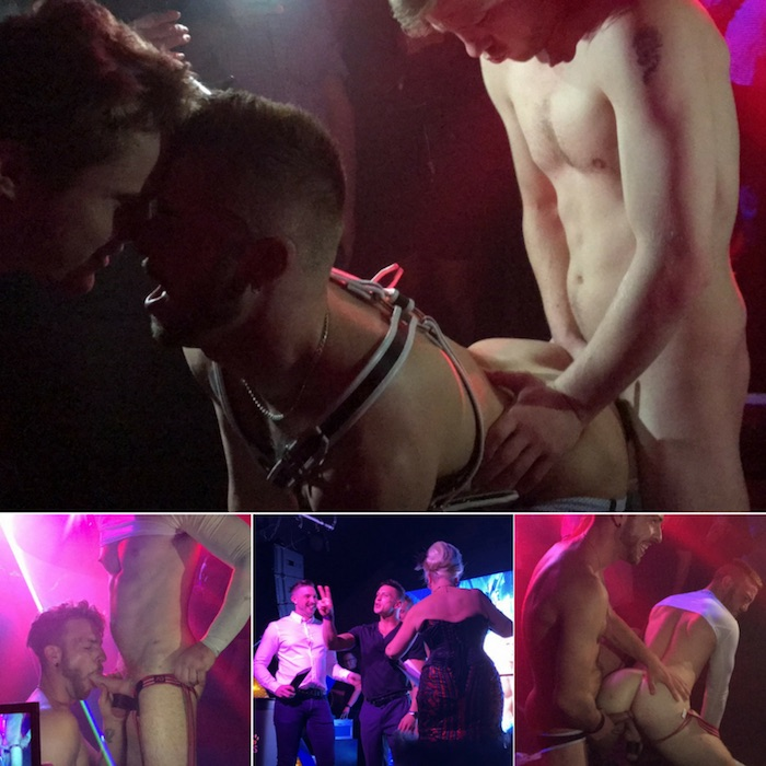 Prowler Porn Awards 2017 Gay Porn Live Sex Show Afterparty
