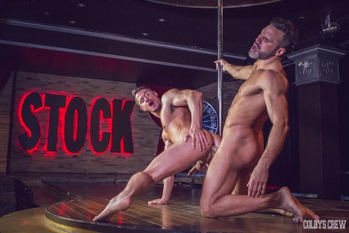 Skyy Knox Gay Porn Manuel Skye Stripper Sex Stock Bar