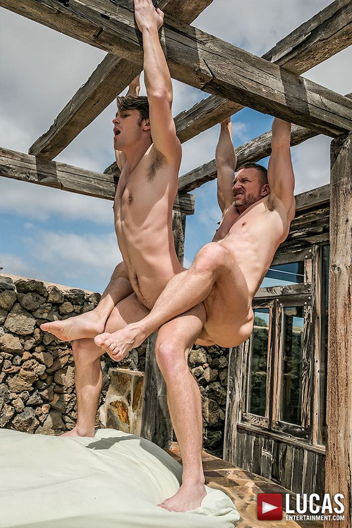 hot gay dilf