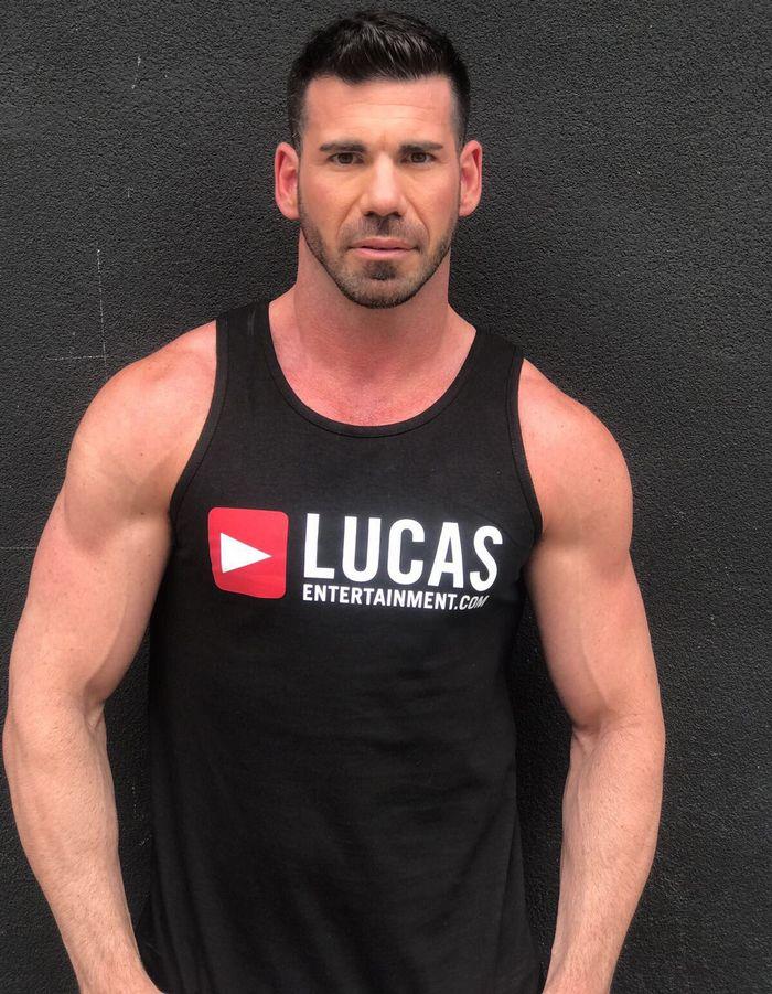 Billy Santoro Gay Porn Star Lucas Entertainment