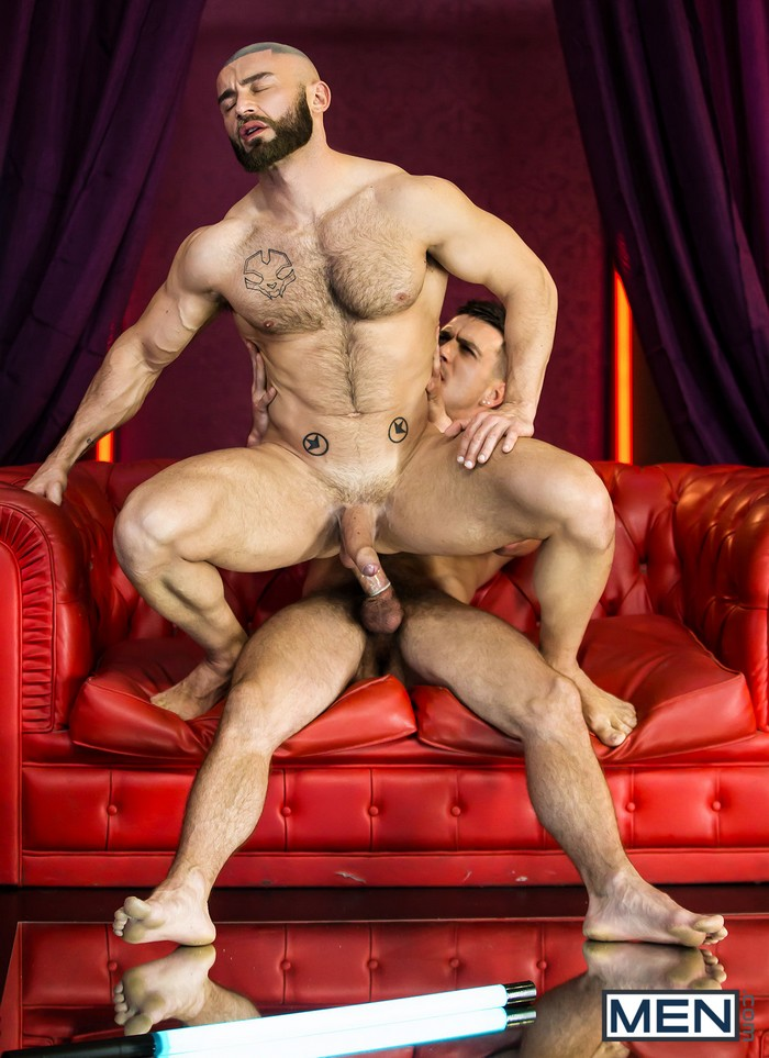 Francois Sagat Gay Porn Star Paddy OBrian Fucking