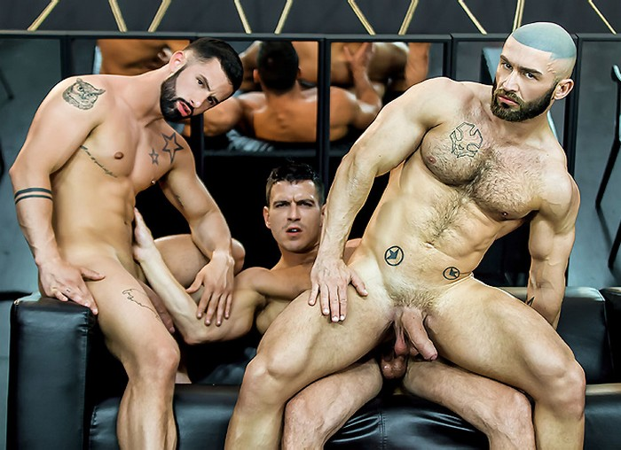 Francois Sagat Paddy OBrian Sunny Colucci Gay Porn