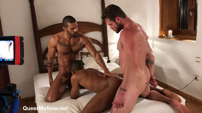 Gay Porn Behind The Scenes Sean Xavier Ace Era Lucas Fox