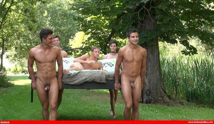 Gay Porn BelAmi Marcel Gassion Ariel Vanean Andre Boleyn Marc Ruffalo Rhys Jagger