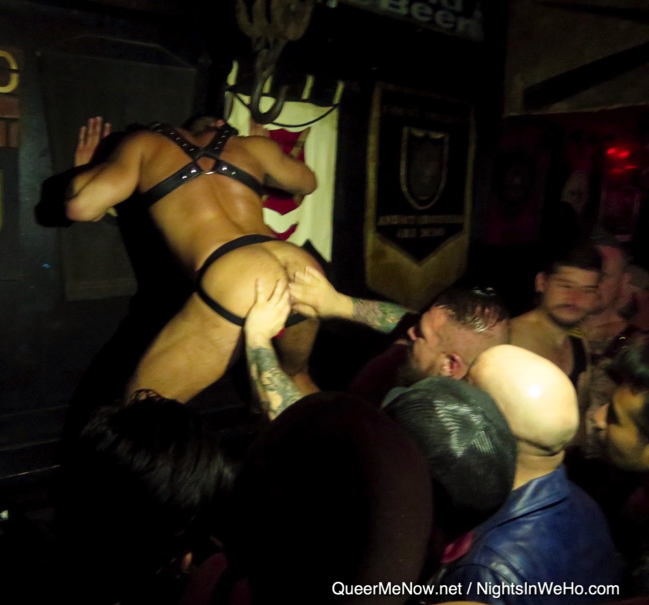 Gay Live Sex Show 118