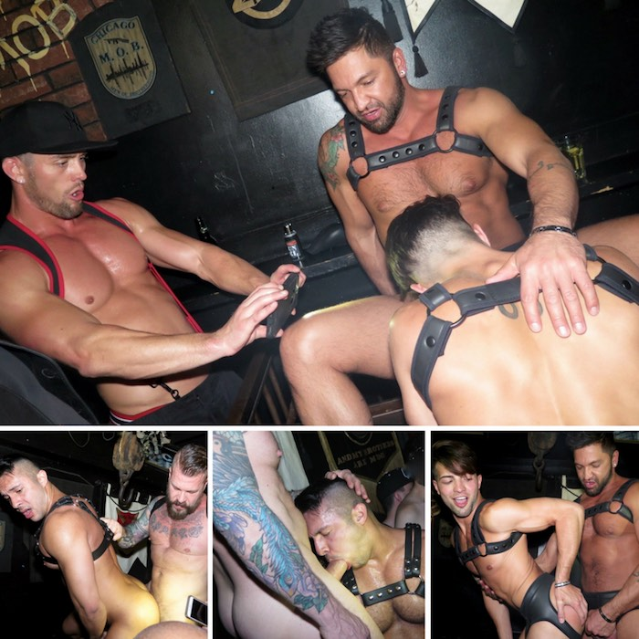 Gay Porn Ryan Rose Rocco Steele Dominic Pacifico Seth Santoro Casey Everett