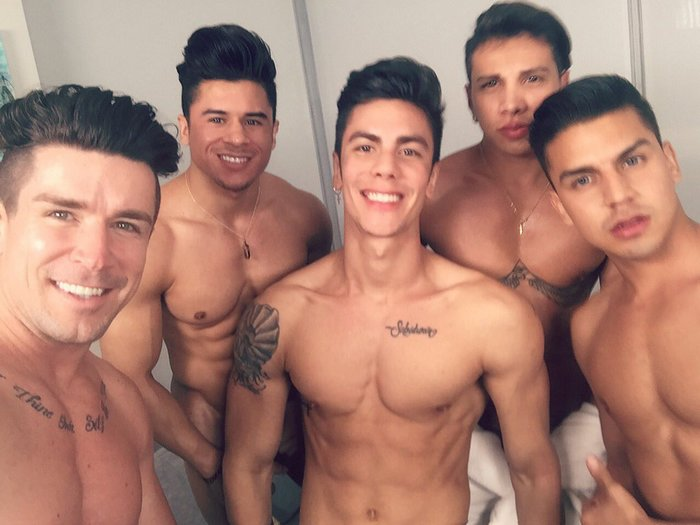 Ken Smith Gay Porn Star Trenton Ducati Armond Rizzo Angel Cruz Alejandro Castle