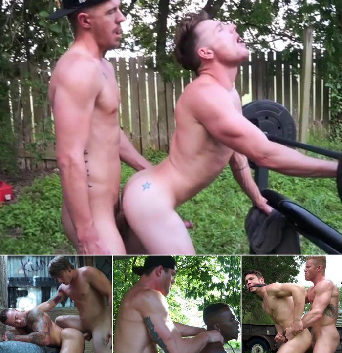 MXXX The Hardest Ride Gay Porn Brent Corrigan JJ Knight Ryan Rose Tom Faulk