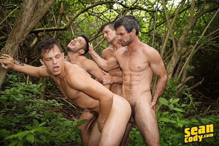 Sean Cody Gay Porn Orgy Brysen Daniel Jayden Manny