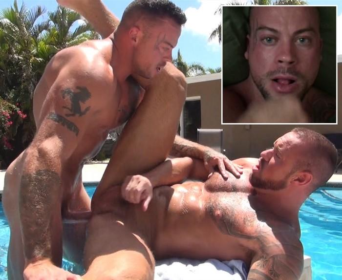 Sean Duran Gay Porn Michael Roman Bareback Sex RawFuckClub