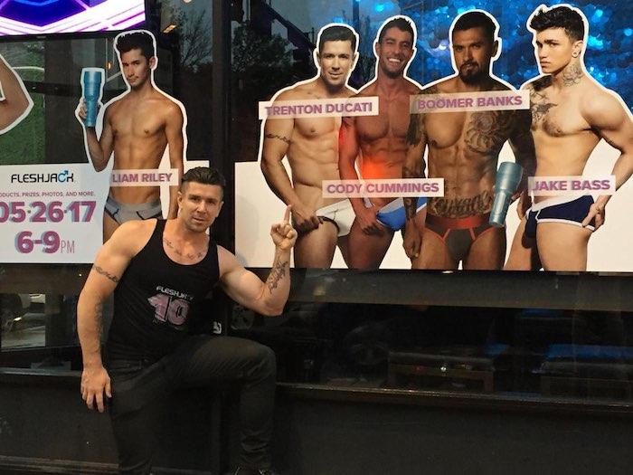 Trenton Ducati Gay Porn Star Vice Feature Grabby
