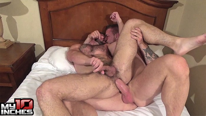 Aarin Asker Gay Porn Rocco Steele Big Dick Bareback Sex