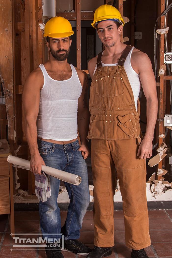 Gay construction porn