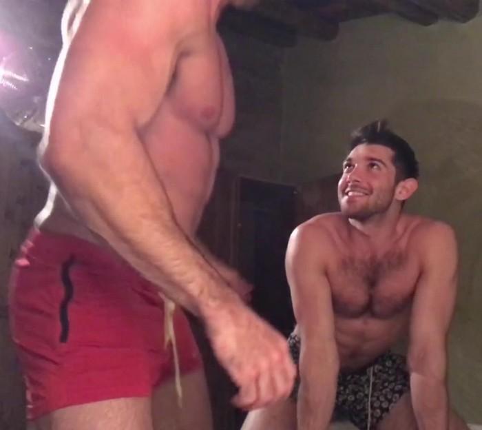 Ben Batemen Gay Porn Billy Santoro Sex Tape Muscle Hunk Russian