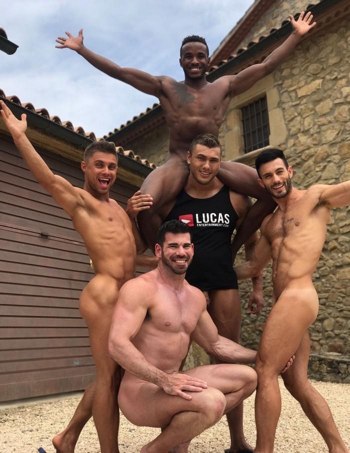 Brock Magnus Gay Porn Star Bodybuilder Czech