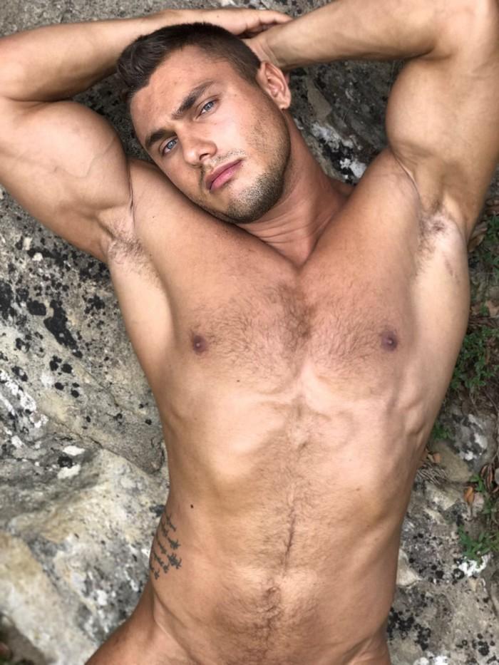 Brock Magnus Gay Porn Star Bodybuilder Czech LucasEnt