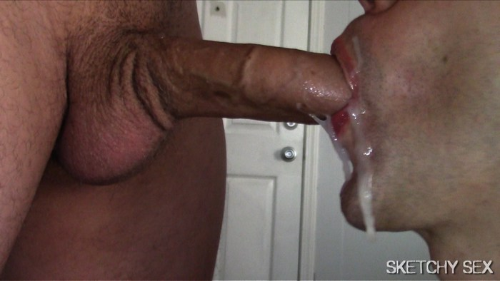 Multiple male cum
