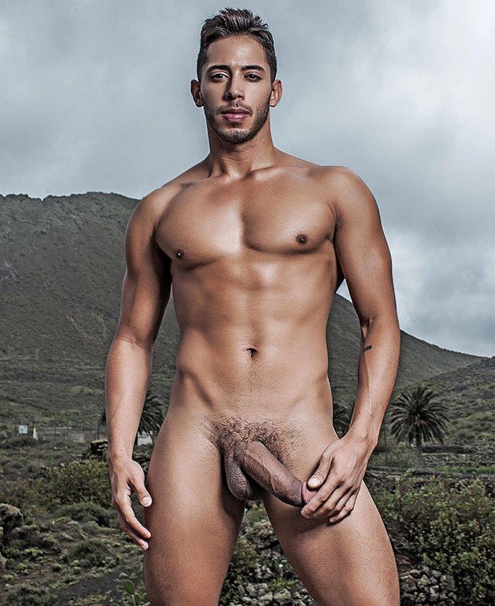 Drae Axtell Big Dick Gay Porn Star Naked