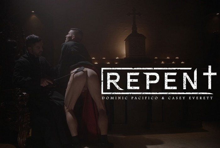 Gay Porn Priest Church Repent Dominic Pacifico Casey Everett