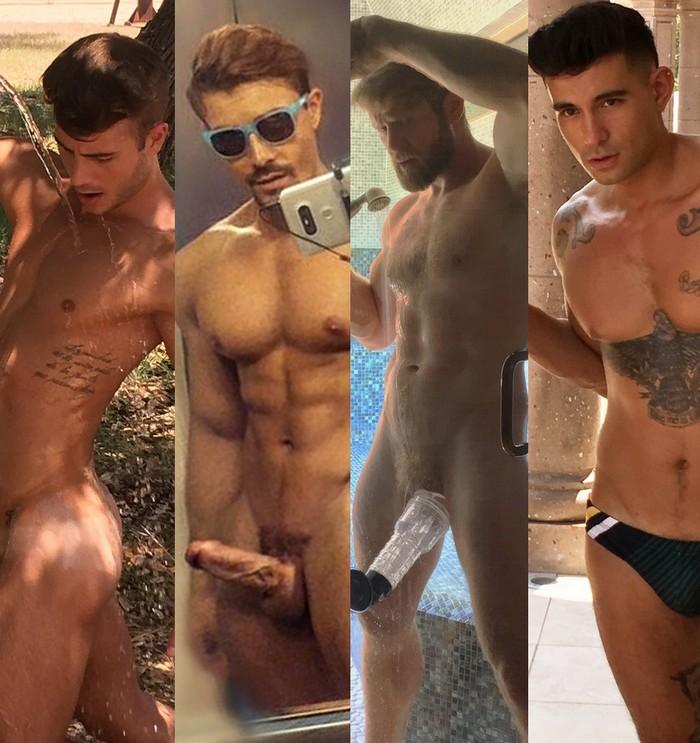 Gay Porn Stars Fleshjack Boys Carter Dane Colby Keller Allen King Ricky Roman