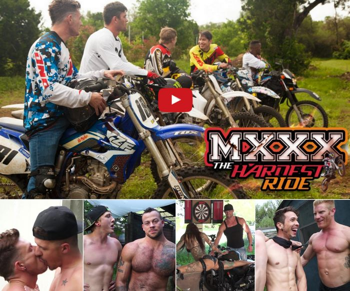 MXXX The Hardest Ride Gay Porn Behind The Scene Making Of XXX