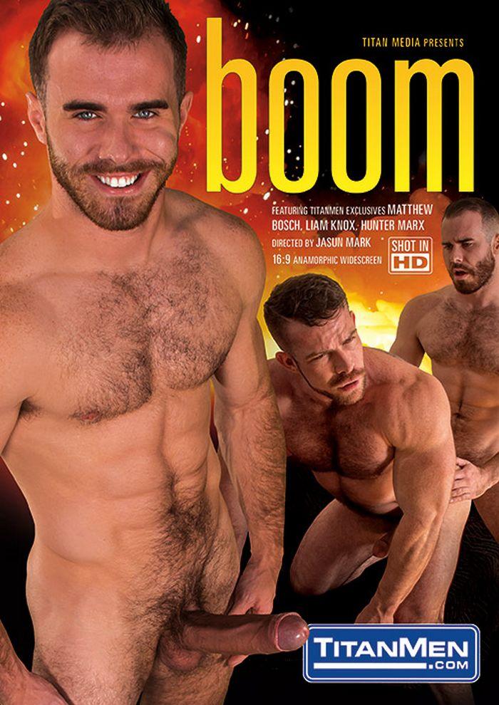 Matthew Bosch Gay Porn Liam Knox TitanMen BOOM