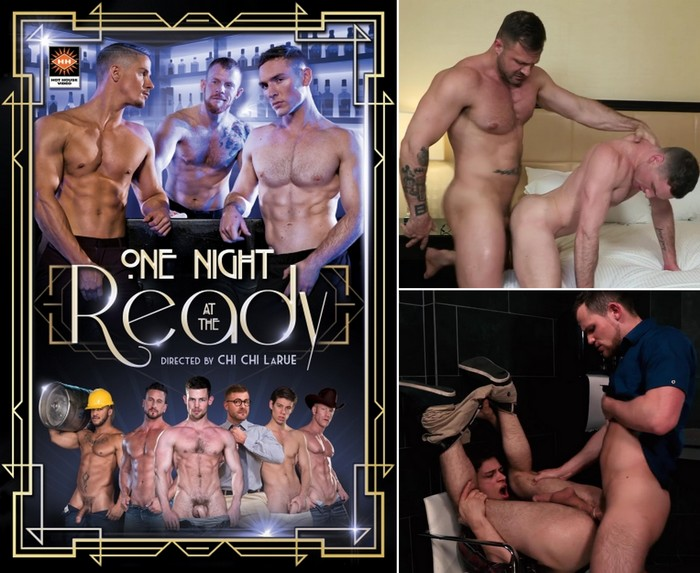 One Night At The Ready Gay Porn