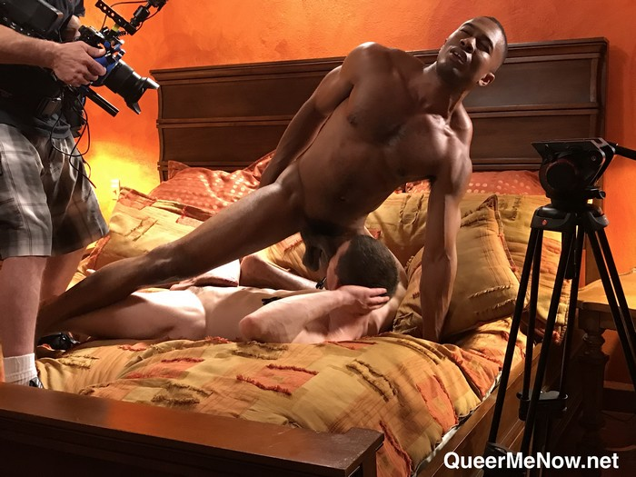 Ruslan Angelo Sean Xavier Big Dick Gay Porn Behind The Scenes