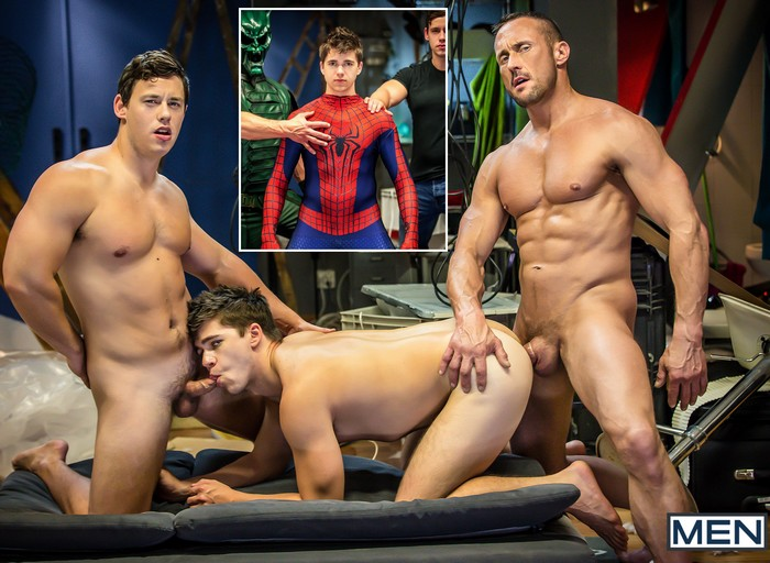 spider man gay porn