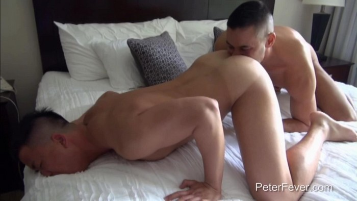 Alex Chu Asian Gay Porn Gabriel DAlessandro PeterFever