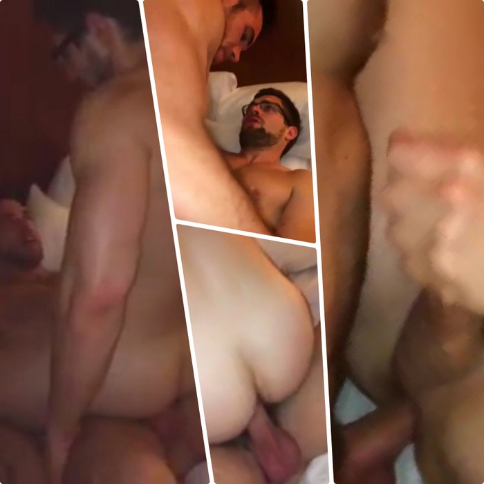 Alex Mecum Bareback Griffin Barrows Gay Porn Sex Tape