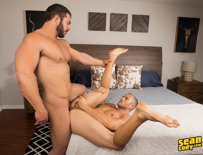 Arnie Sean Cody Blake Gay Porn Muscle Jock